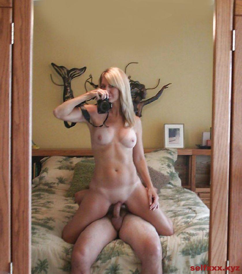 Через фото зеркало девушек интим
